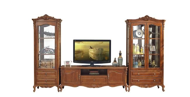 组合柜 - 组合柜 - 承德摩迪卡欧式实木家具