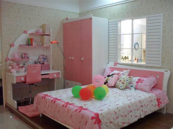 儿童卧房三件套3 - 家具