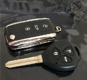 福特17座车钥匙电路图
