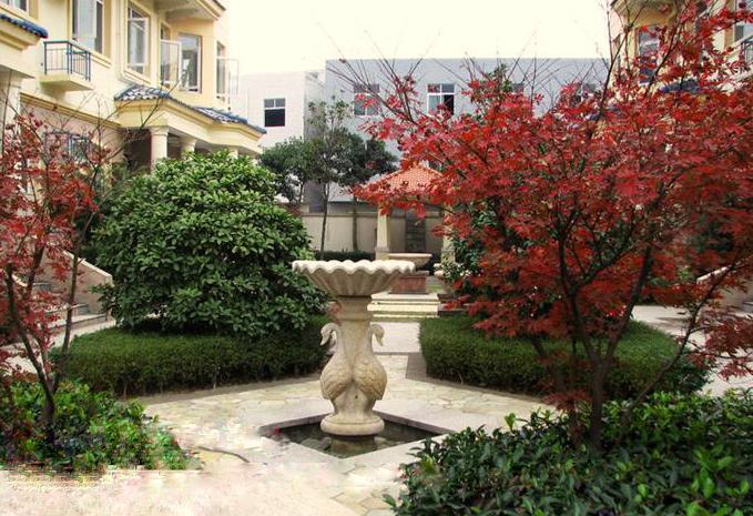私家庭院景观之别墅花园2