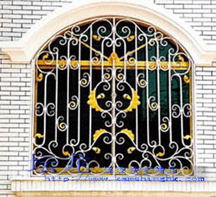 铁艺防盗网-惠州好的窗饰有限公司